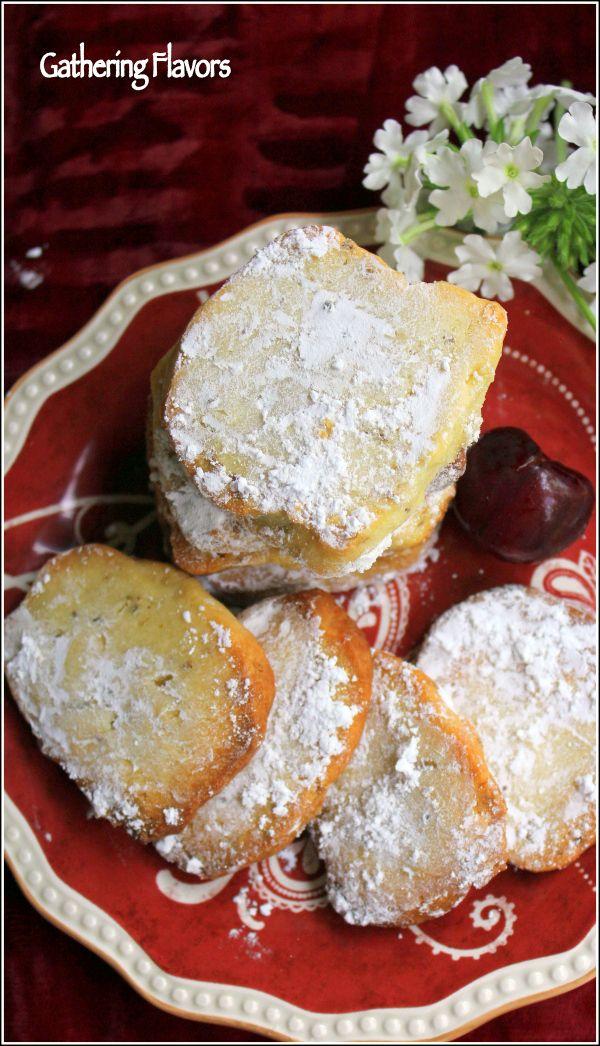 Delicate Anise Shortbread. | Cake | Pinterest
