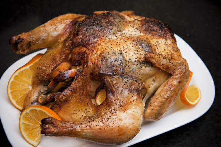 Citrus Rosemary Roasted Chicken | Poultry/Fish/Seafood/Pork | Pintere ...