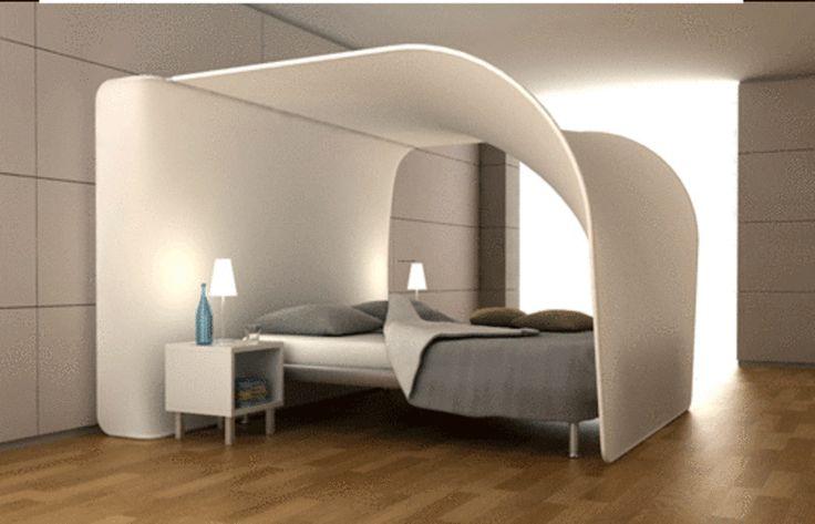futuristic bedroom design unique bedrooms and headboards pinterest