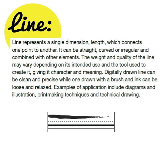 What Is The Definition Of Line In Art : Definition of line vis comm design pinterest