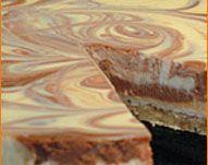 Chocolate Hazelnut Swirl Cheesecake   cheesecake   Pinterest