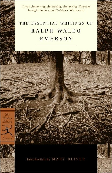 essential essays emerson thoreau