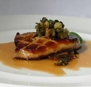 Seared foie gras | My Favorite Restaurants, Food & Drink | Pinterest