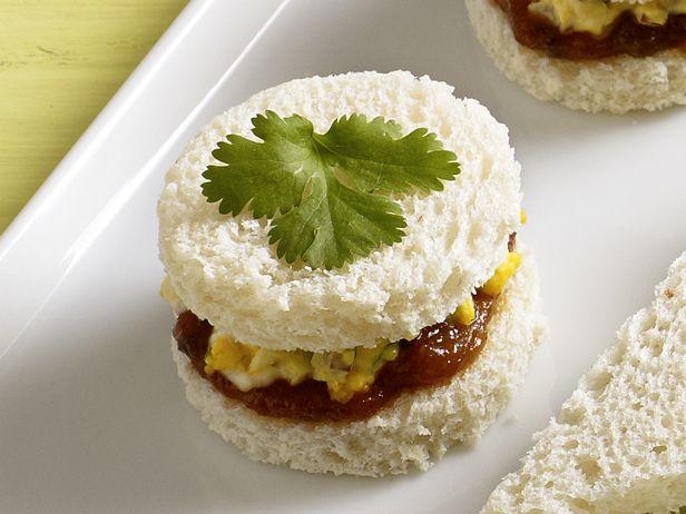 Curried Egg Salad With Mango Chutney Recipes — Dishmaps