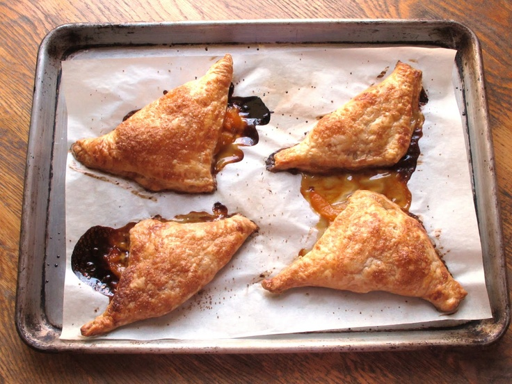 In Erika's Kitchen: Apricot turnovers | Desserts & Sweets | Pinterest