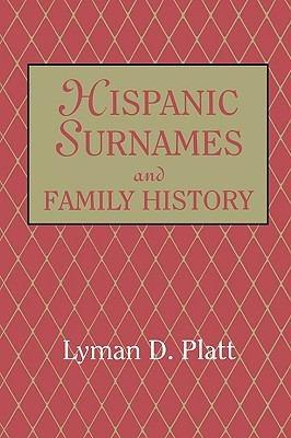 Hispanic genealogy
