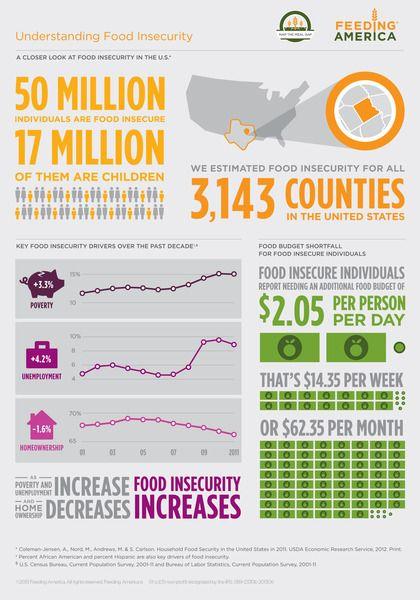 Infographic: Understanding Food Insecurity