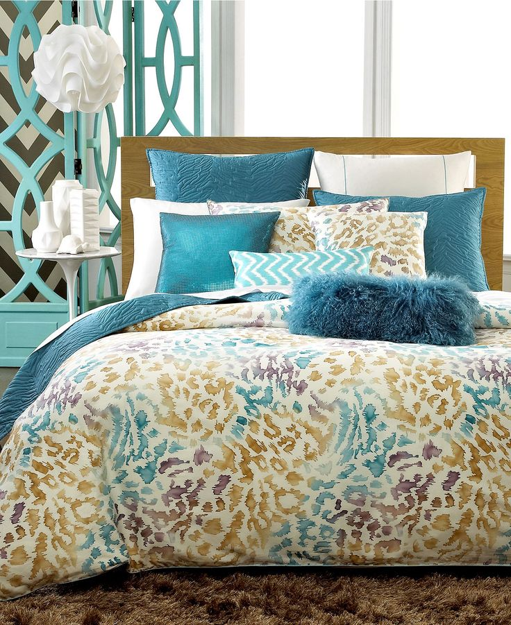 Inc international concepts cheetah bedding collection - Cheetah bedspreads ...