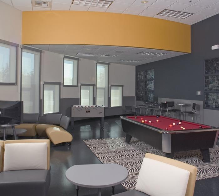 Youth rec room youth room ideas pinterest for Kids rec room ideas