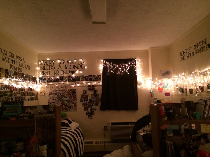 christmas lights dorm room christmas ideas - Christmas Dorm Decorations