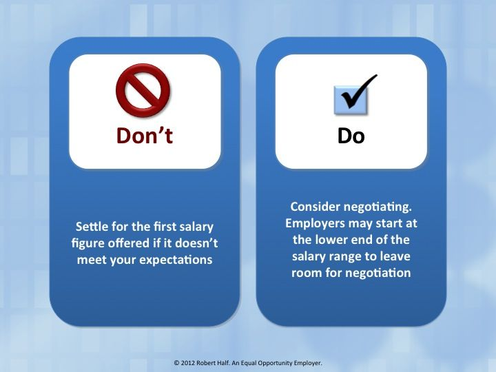 Salary Negotiation: Tip #3 #infographic | Career Trends and Advice ...