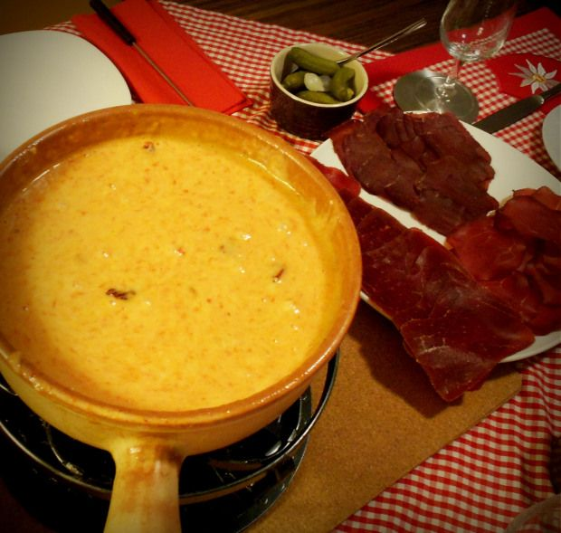 swiss style tomato # fondue kindred by pnpgoesglobal # switzerland