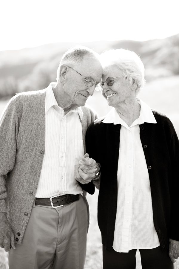 Mr. Husband, can we be cute and madly in love when we are old?
