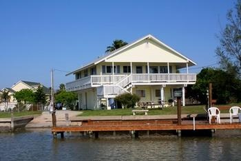 tx the perch house on salt lake rockport tx vacation rental