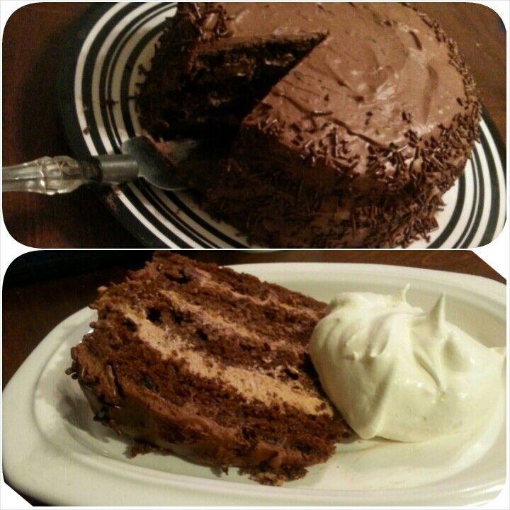layer cake glazed chocolate layer cake chocolate raspberry layer cake ...
