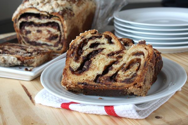 Chocolate Babka | Breakfast, Breads, Muffins, Rolls and Pancakes ...