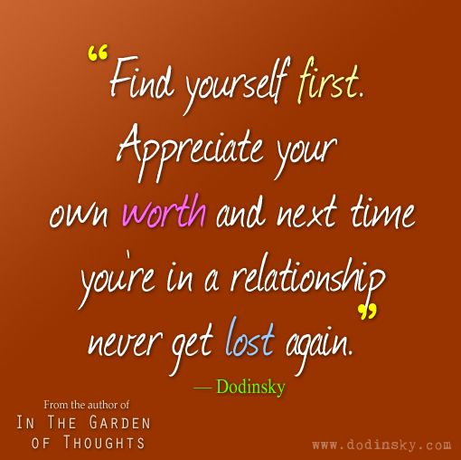 Love & Getting Lost