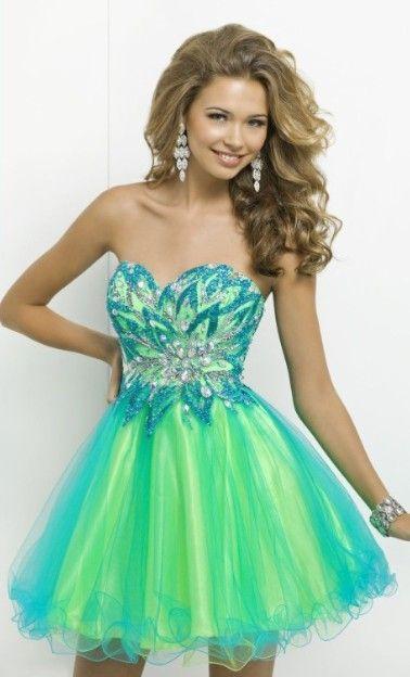 Junior formal dress