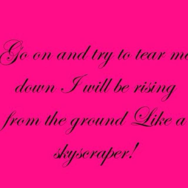 inspirational song lyrics quotes