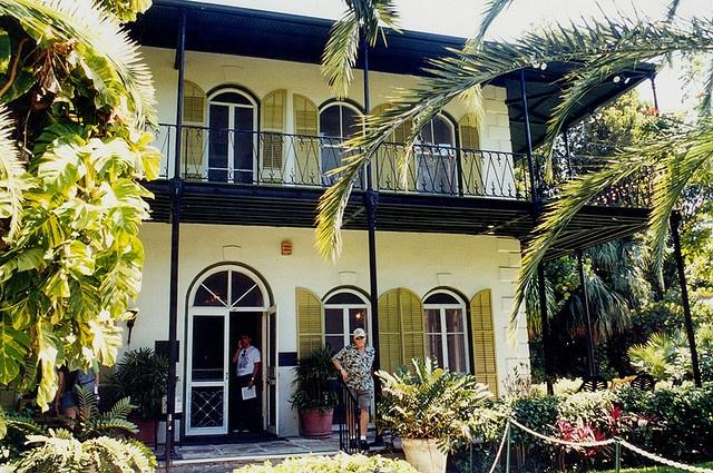 Ernest Hemingway House Key West Dream Home Pinterest