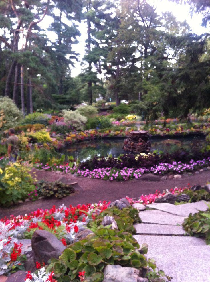Munsinger Gardens Places I 39 Ve Been Pinterest