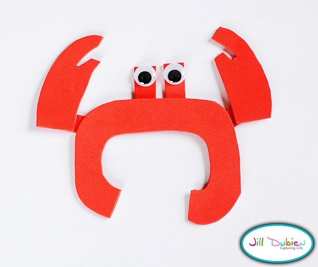 alphabet craft. | Kindergarten--ABC's | Pinterest