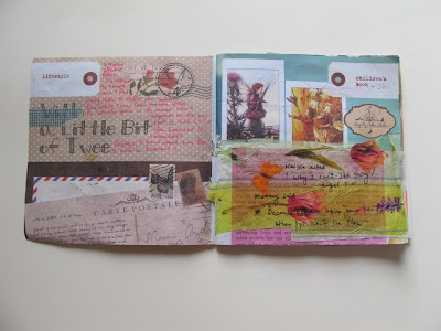 From the Book of July 2o12 by Lay Hoon at mescrap studio #artjournaling
