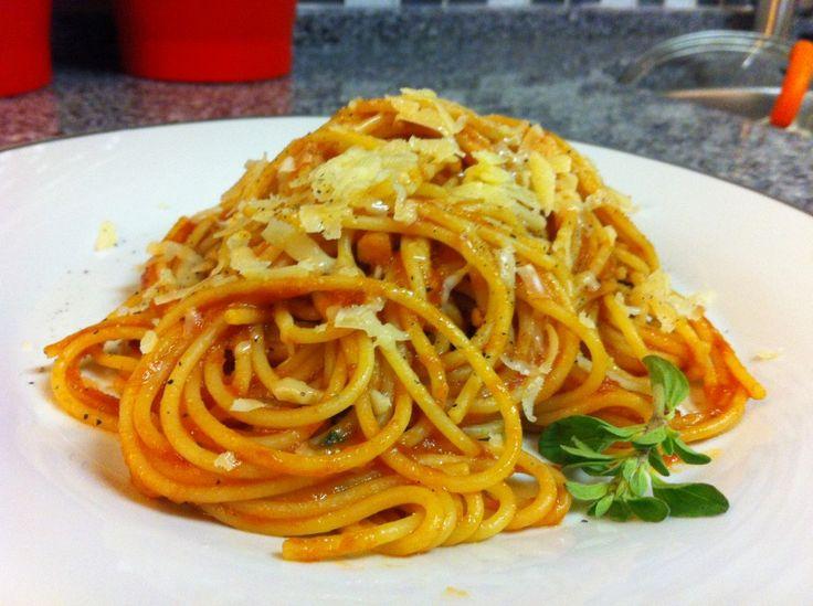 Perfect Pasta Fra Diavolo | Herbivore | Pinterest