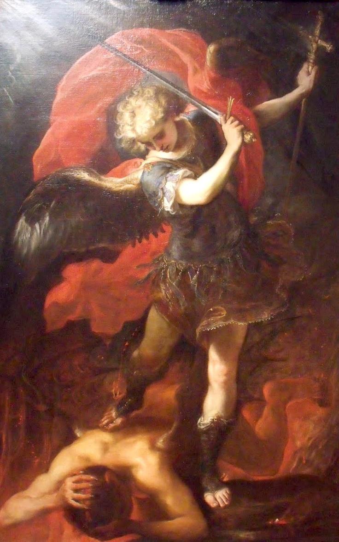essay on saint michael the archangel