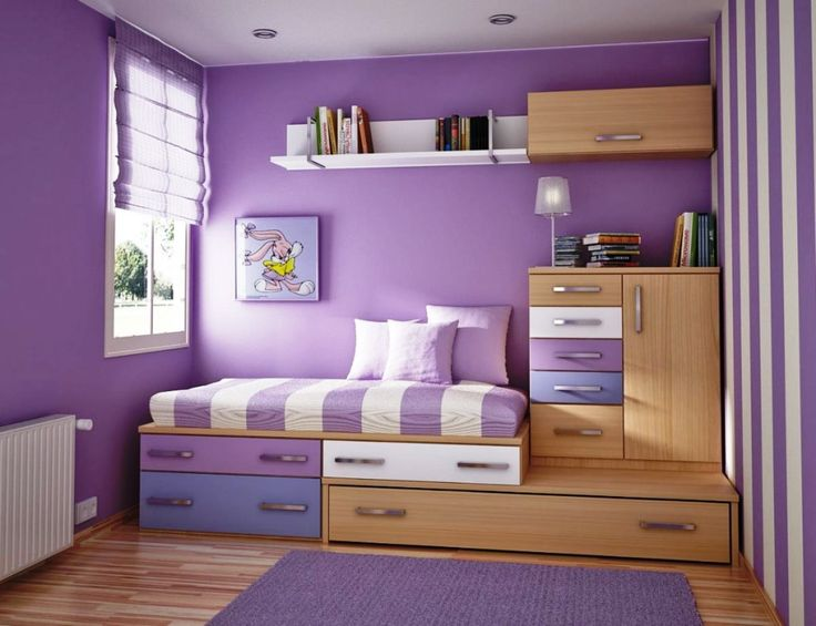 Tiny Bedroom Ideas Cool Design Inspiration