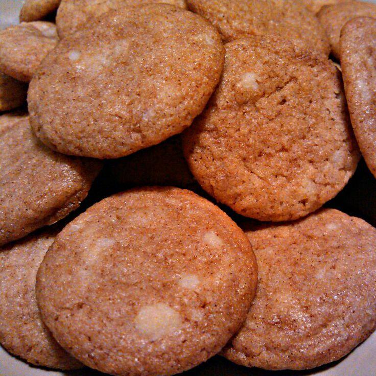 Cinnamon & Sugar cookies | iBAKE & iMAKE ~ HoMeMade DeSSertS & Tr...