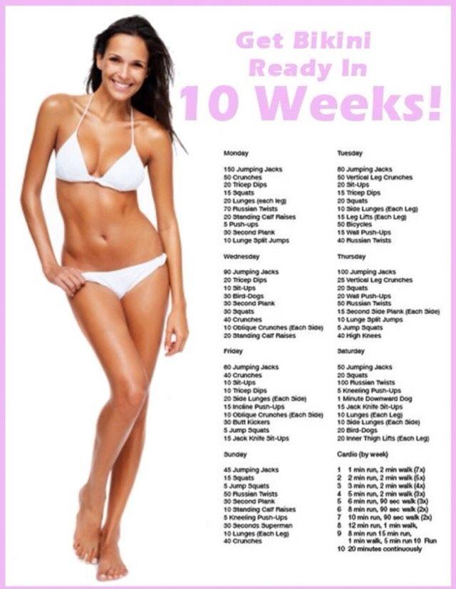 5 Tips for Summer-Body Strength Training