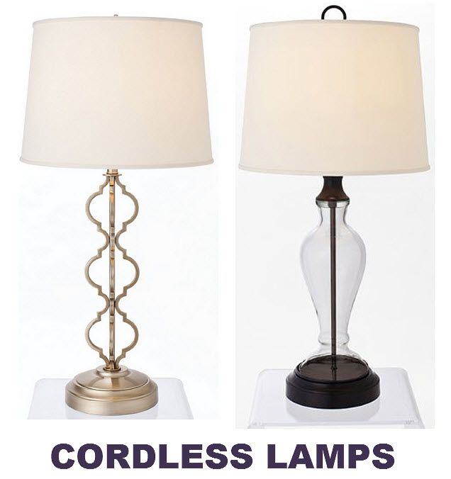 Cordless Lamps Lowes Table Lamps Ceramic Table Lamps Home