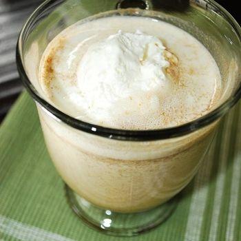 Pumpkin Pie White Hot Chocolate | Thanksgiving | Pinterest