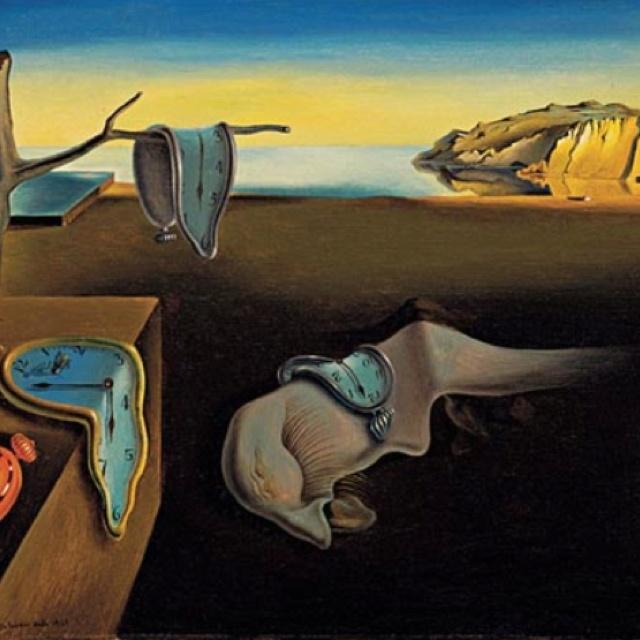 Salvador Dali Melting Clocks Melting Clocks ...