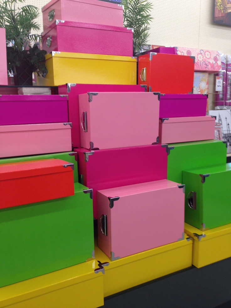 Merveilleux Storage Boxes Hobby Lobby Get Organized Pinterest
