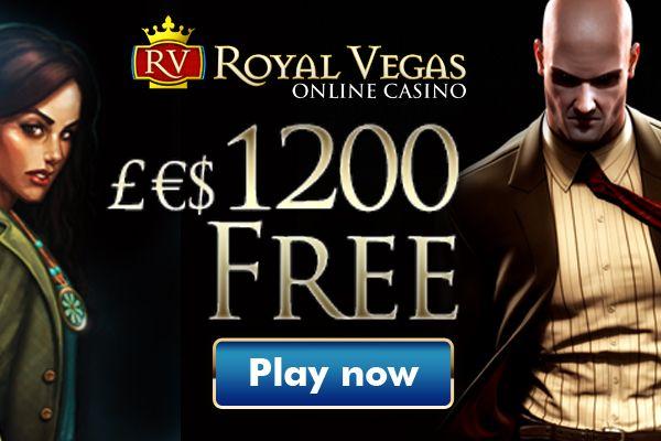 100 free spins royal vegas casino