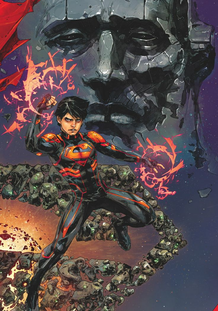 Superboy New 52 | www.imgkid.com - The Image Kid Has It!
