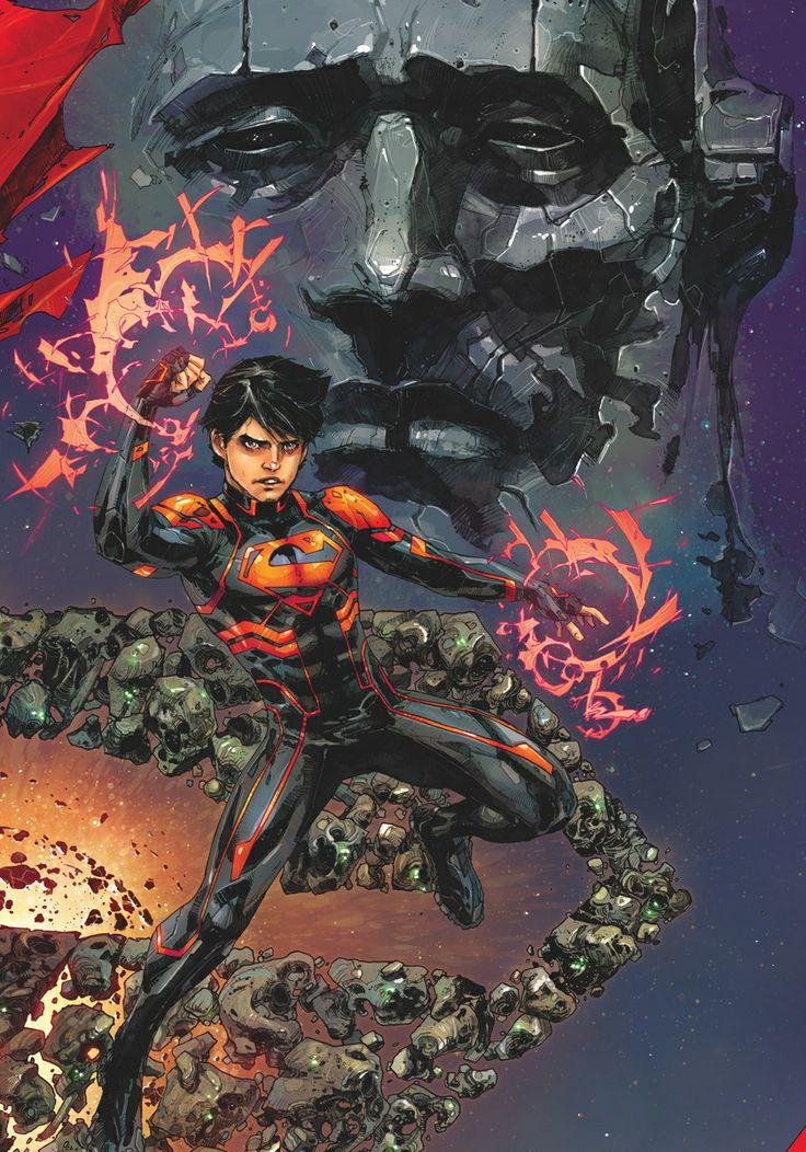 Superboy New 52 | www.imgkid.com - The Image Kid Has It!