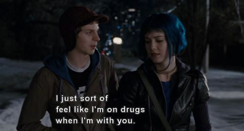 Scott Pilgrim vs. the World | Quotes/Lyrics | Pinterest