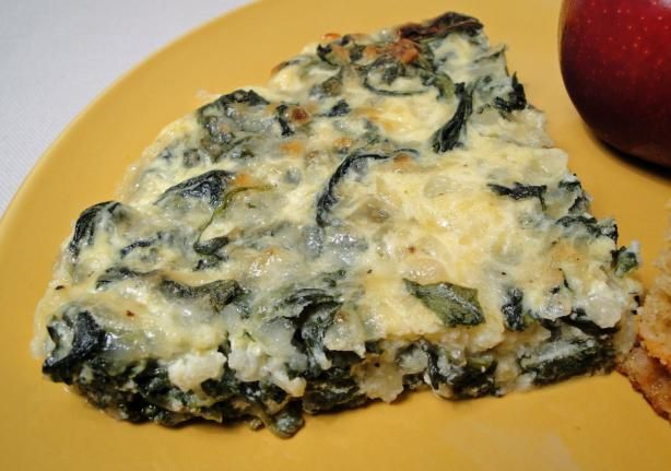 Spinach Pie from Food.com