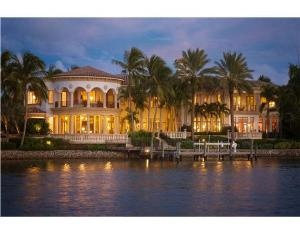 Incredible Waterfront Property In Admirals Cove In Jupiter FL