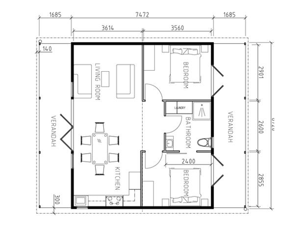 Smartspace 3 Living Floor Plan Pods Pinterest
