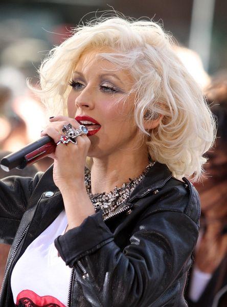 Hair Extensions Christina Aguilera Hair 61