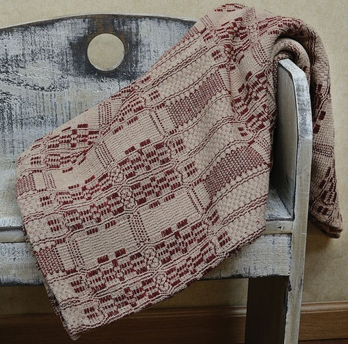 Primitive Country Throw Blankets