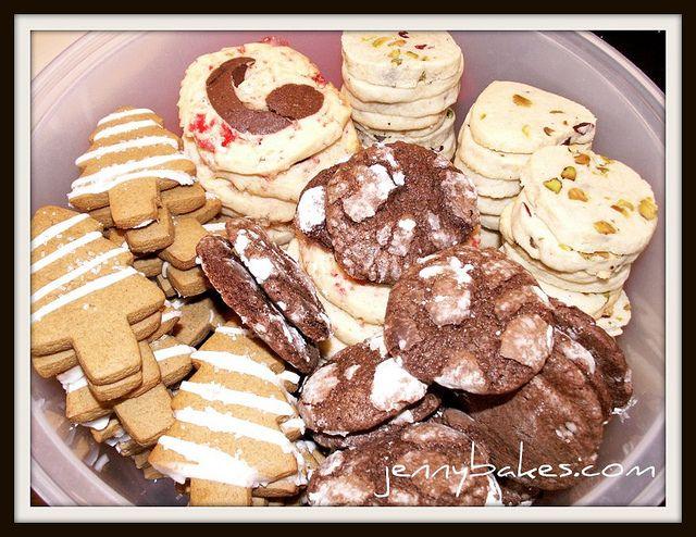 Cranberry Pistachio Icebox Cookies | Pistachio | Pinterest