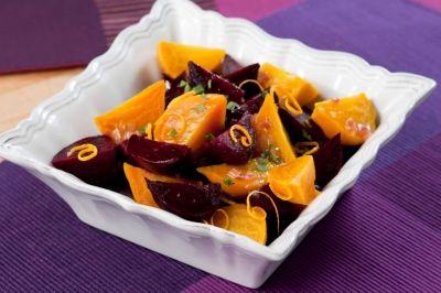 Roasted Beets with Orange & Honey | Thanksgiving 2012 | Pinterest