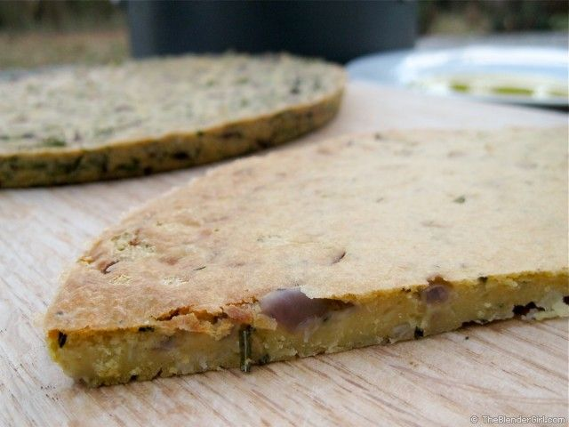 - This vegan socca or farinata is to die for and it is SOOO easy ...
