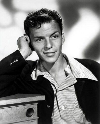 Frank Sinatra  very yo...