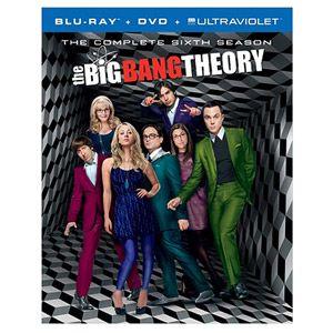 The Big Bang Theory: The Complete Sixth Season (Blu-ray) (Widescreen)